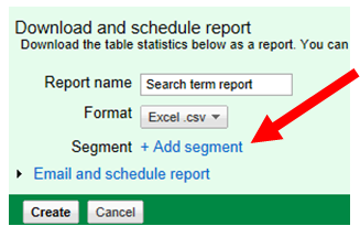 download-search-term-report