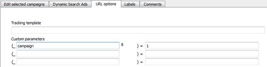 custom-parameters